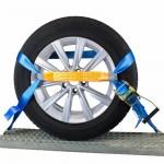 Fahrzeugsicherungsgurt mit Schlaufe 2-teilig